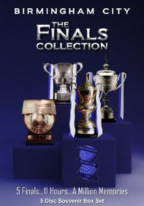 Birmingham City-The Finals Collection