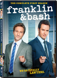Franklin and Bash: Season 1