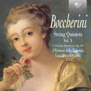 String Quintets Op.29 Vol. 10