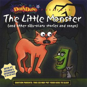 Little Monster Other Silly-Scary Stories & Son