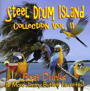 Steel Drum Island Collection: Boat Drinks & More J