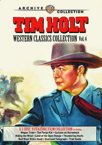 Tim Holt Western Classics Collection: Volume 4