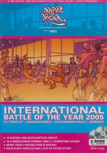 International Battle of the Year 20