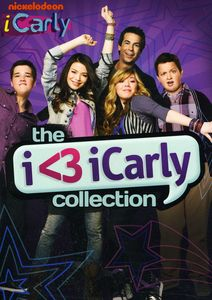 iCarly: The I <3 iCarly Collection [FS] [Gift Set] [3 Discs] [Slipcase]