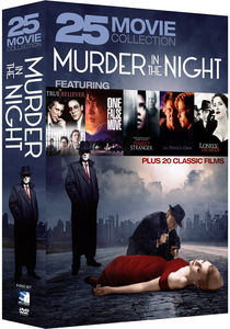 Murder In the Night: 25 Movie Collection