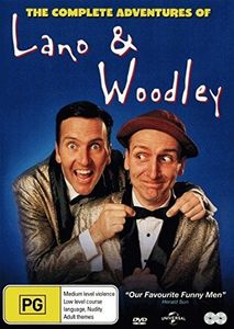Complete Adventures Of Lano & Woodley [Import]