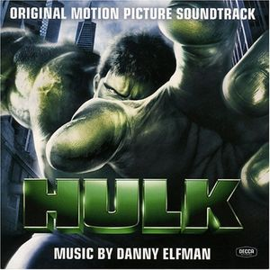 Hulk (Original Soundtrack) [Import]