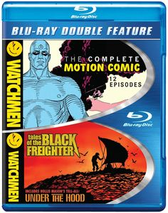 Watchmen: Comp Motion Comic /  Watchmen: Tales of