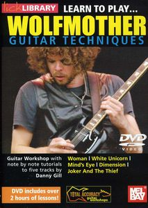 Learn to Play Wolfmother