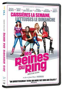 Les Reines Du Ring (Wrestling Queens) [Import]