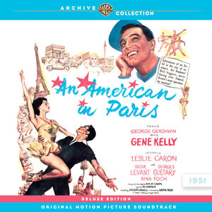 An American in Paris (Original Soundtrack)