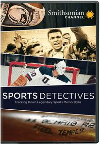 Smithsonian: Sports Detectives: Season 1