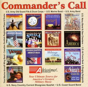 Commanders Call /  Various