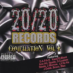 20/ 20 Records Compilation 1 /  Various