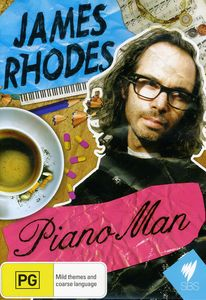 James Rhodes: The Piano Man