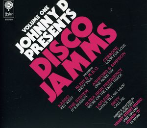 Johnny D Presents Disco Jamms 1 Vol.1