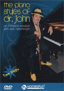 Piano Styles of Dr. John