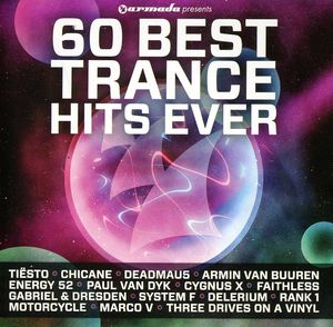 60 Best Trance Hits Ever /  Various [Import]