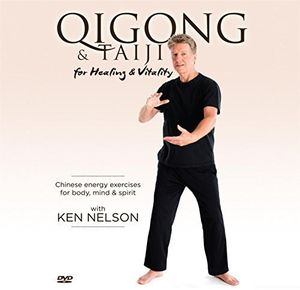 Qigong and Taiji For Healing and Vitality