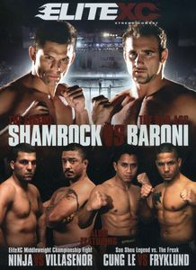 EliteXC: Shamrock Vs Baroni [Widescreen]