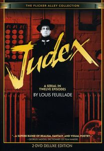 Judex [1916] [2 Disc Set] [Deluxe Edition] [Tinted] [Silent]
