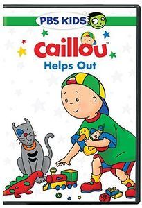 Caillou: Caillou Helps Out