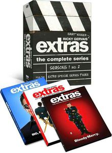 Extras: The Complete Series [WS] [Gift Set] [5 Discs]