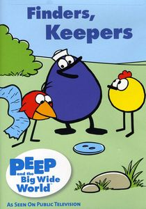 Peep and the Big Wide World: Finders, Keepers