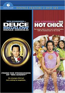 Deuce Bigalow Male Gigolo/ Hot Chick [Double Feature] [2 Discs]