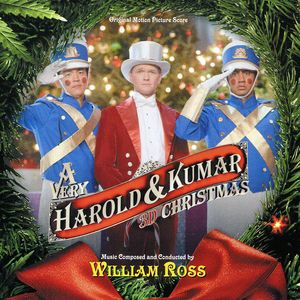 Very Harold & Kumar 3D Christmas (Score) (Original Soundtrack)