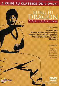 Kung Fu Dragon Collection