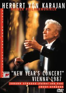 New Year's Concert Vienna 1987
