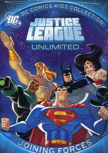 Justice League Unlimited: Joining Forces - Season 1, Vol. 2 [Standard] [FLP Snapper Case]
