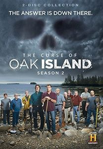 The Curse of Oak Island: Season 2