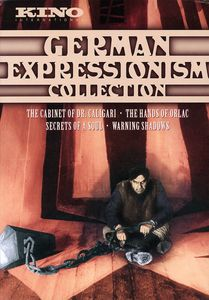 German Expressionism Collection [4 Discs] [Box Set]