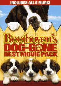 Beethovens Dog Gone Best Movie Pack