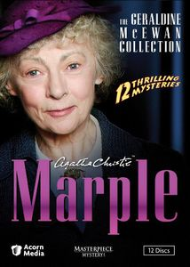 Agatha Christie: Marple: The Geraldine McEwan Collection
