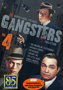 Warner Gangsters Collection, Vol. 4 [Gift Set] [Slipcase] [6 Discs]