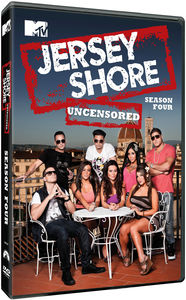 Jersey Shore: Season Four [Full Frame]