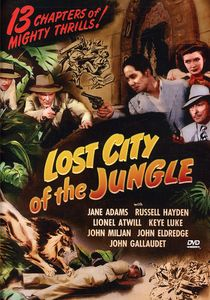 Lost City of the Jungle