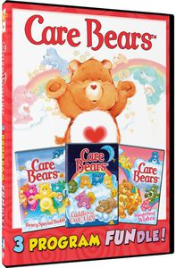 Care Bears: 3 Program FUNdle!