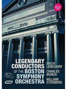 Legendary Conductors of the Bso