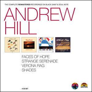 Andrew Hill - the Complete Remastered Recordings