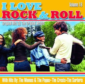 I Love Rock N Roll, Vol. 18
