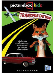Picturebox Kids: Transportation-How We Get from