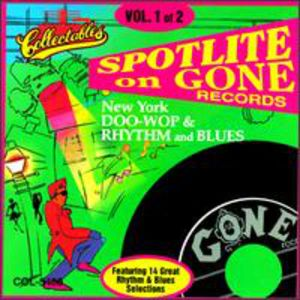 Gone Records Doo Wop Rhytym & Blues 1 /  Various