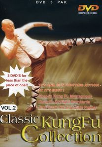 Classic Kung Fu Collection 2