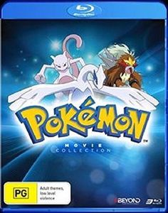 Pokemon: Movies 1-3 Collection [Import]
