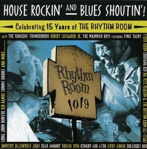 House Rockin & Blues Shoutin /  Various