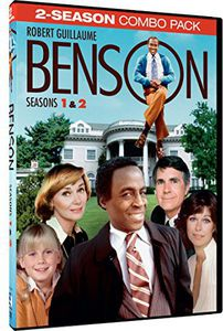 Benson: Seasons 1 & 2